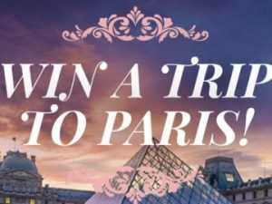 Le Grand Courtage – Win a grand prize of a trip for 2 to Paris OR 1 of 22 minor prizes