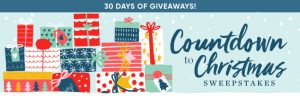 Meredith – Southern Living – Countdown to Christmas – Win 1 of 30 daily prizes