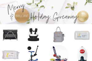 Brilliant Parenting – Merry And Brilliant Holiday Giveaway Sweepstakes
