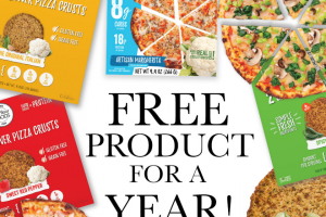 Cali'flour Foods – Free Product For The Year Sweepstakes