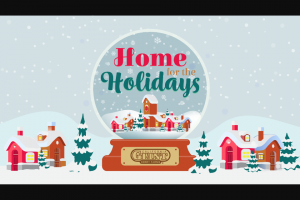 California Giant Berry Farms – Home For The Holidays Sweepstakes