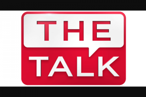 CBS – The Talk Giveaway Sweepstakes
