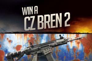 Classic Firearms – Win A Cz Bren 2 Ms Pistol – Win a CZ BREN 2 MS Pistol approximate retail value $1799.00.