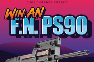 Classic Firearms – Win An Fn Ps90 Rifle – Win an FN PS90 Rifle approximate retail value $1350.