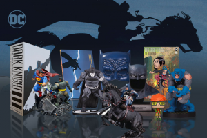 DC Entertainment – The Dark Knight Returns Golden Child – Win the following  One (1) Copy of each of the six (6) DARK KNIGHT RETURNS THE GOLDEN CHILD #1 issues and variant covers
