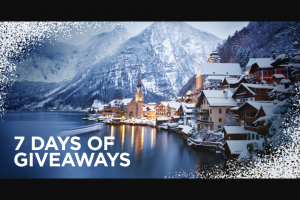 Expedia – 7 Days Of Giveaways Sweepstakes