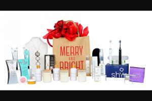 EXTRATV – Winter Beauty Gift Bag Sweepstakes