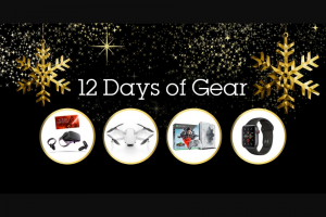 Full Sail University – 12 Days Of Gear Sweepstakes