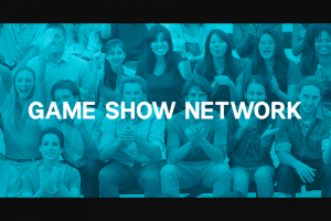 """Game Show Network – Weekly Trivia Challenge – Win ($100) by check or gift card (""""Gift Card"""") at Sponsor's sole discretion"""