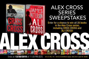 Hachette Book Group – #crossday Alex Cross Series Sweepstakes