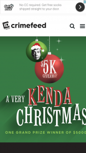 Investigation Discovery – Very Kenda Christmas Sweepstakes