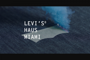 Levi's – Winter – Win two (2) to Miami Florida