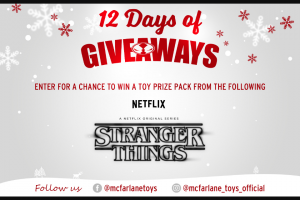 Mcfarlane Toys – 12 Days Of Giveaways Sweepstakes