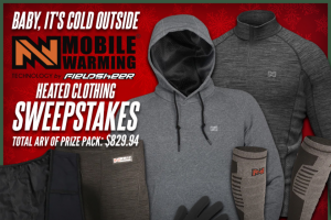 Midwayusa – Mobile Warming Heated Clothing Sweepstakes