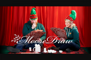 Moosedraw – $2000 Shopping Spree – Win a $2000 Moosejaw Gift Card ($2000 Approximate Retail Value) that may be used for purchases on Moosejawcom or in Moosejaw retail locations