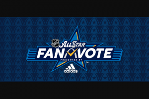 NHL – All-Star Fan Vote Presented By Adidas – Win a trip for two (Grand Prize Winner and one guest) to the 2020 Honda NHL® All-Star Game in St Louis