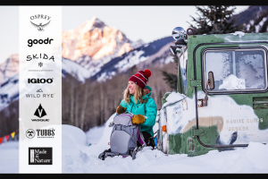 Osprey – 2019 Stoked For Snow Winter Giveaway Sweepstakes
