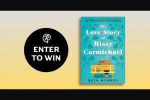 Penguin Random House – The Love Story Of Missy Carmichael – Win a copy of The Love Story of Missy Carmichael by Beth Morrey