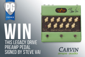 Premier Guitar – Carvin Amp Sweepstakes