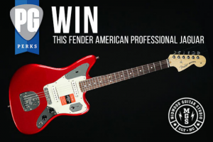 Premier Guitar – Fender American Professional Jaguar From Midwood Guitar Studio – Sweepstakes