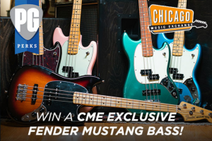 Premier Guitar – Fender Mustang Bass Sweepstakes