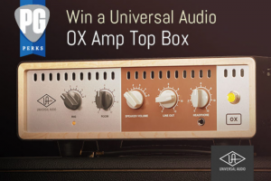 Premier Guitar – Universal Audio Ox Amp Top Box Sweepstakes
