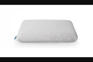 Rachael Ray – Leesa Premium Foam Pillows – Win a gift card coupon certificate or voucher