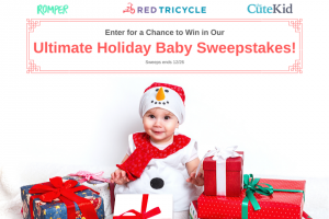 Red Tricycle – Ultimate Holiday Baby Sweepstakes