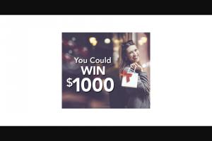 Redstone Fcu – Debit Card Member – Win one $1000.00 VISA Prepaid Card