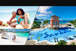 Ryan Seacrest – Sandals Resorts Getaway Sweepstakes