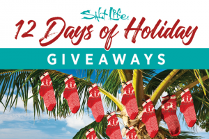 Salt Life – 12 Days Of Holiday Giveaways Sweepstakes