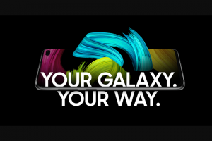 Samsung Electronics America – Samsung Galaxy Store Your Phone Your Way Sweepstakes