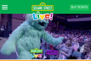 Smiledirectclub – Sesame Street Live Grincredible Getaway Sweepstakes
