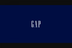"""The Gap – Gap For Life – Win """"Gap for Life"""" awarded as one (1) $400 Gap gift card"""