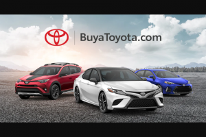 Toyota Music Factory – Big Night Out Sweepstakes