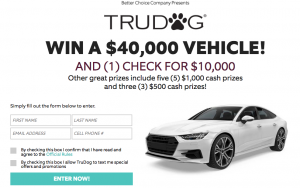 Better Choice Company – Win a grand prize valued at $50,000 OR 1 of 2 minor prizes