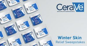 CeraVe – Win a year's supply of CeraVe Moisturizing Cream and Healing Ointment