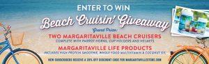 Margaritaville – Win a Margaritaville prize pack