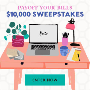 Meredith – Southern Living – Win a $10,000 check to PayOff Your Bills