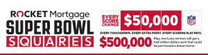 Quicken Loans – Win 1 of 2 grand prizes of a $500,000 check each from Rocket Mortgage OR 1 of 30 minor prizes of a $50,000 check each