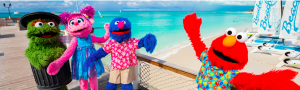 Sesame Workshop – Win a 4-day stay for 2 adults and 2 children in Turks & Caicos or Jamaica