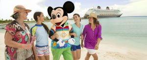 Southwest Airlines – Win a 7-night Eastern or Western Caribbean Disney Cruse Line vacation for 4 people (flights to Orlando Airport included)
