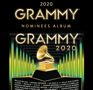 Warner Records – Win a grand prize of a trip for 2 to attend the 63rd Grammy Awards in 2021 OR 1 of 20 minor prizes