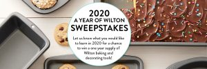 Wilton – Win 1 of 5 prize packs valued at over $400 each