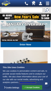 After Christmas Sales 2020 American Musical Supply American Musical Supply – January John Jorgenson Giveaway