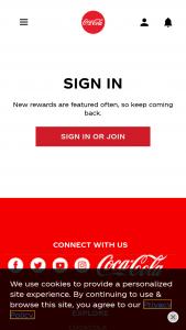 Coca-Cola – Instacart Instant Win Sweepstakes
