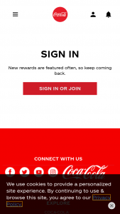 Coca-Cola – Shutterfly Instant Win Sweepstakes