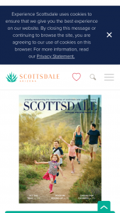 Experience Scottsdale – 2020 Scottsdale Getaway Contest – Win the following Grand Prize for two Round-trip airfare for two to Scottsdale via Phoenix Sky Harbor ($600 total maximum) Three-night stay for two at The Phoenician