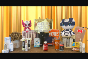 EXTRATV – Gold Meets Golden Gift Bag Sweepstakes