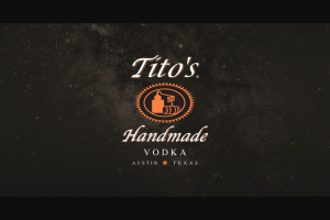 Fifth Generation – Tito's Handmade Vodka Team Spirit – Win Total ARV of all  Prizes is $17100.00